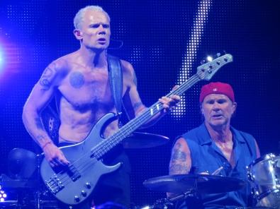 Flea+Chad