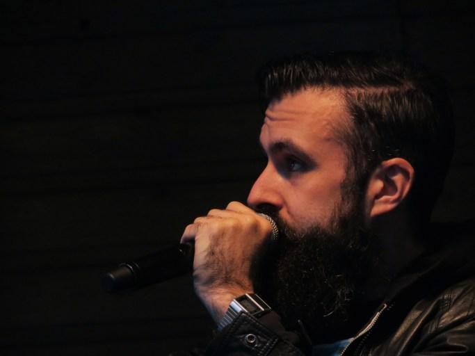 Pip's spoken word set at Bestival
